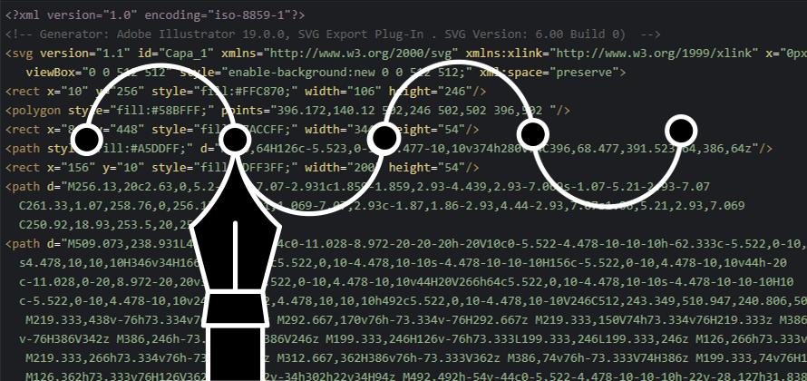 איור של SVG