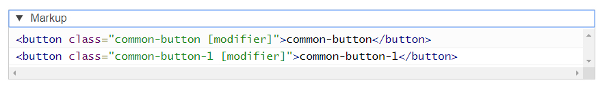 kss-HTML-markup