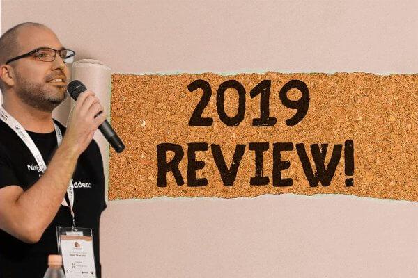 Elad Shechter Review 2019